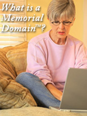 What is a Memorial Domain?